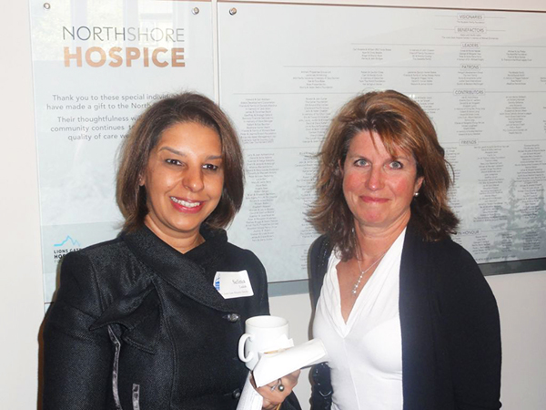 Selina Ladak appointed to Board of Lions Gate Hospice Society