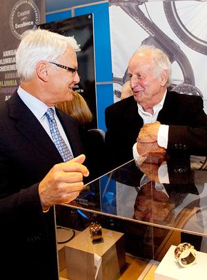 Karl Stittgen Receives Creative Achievement Award of Distinction