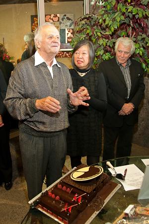 Karl Stittgen's 80th Birthday Celebration