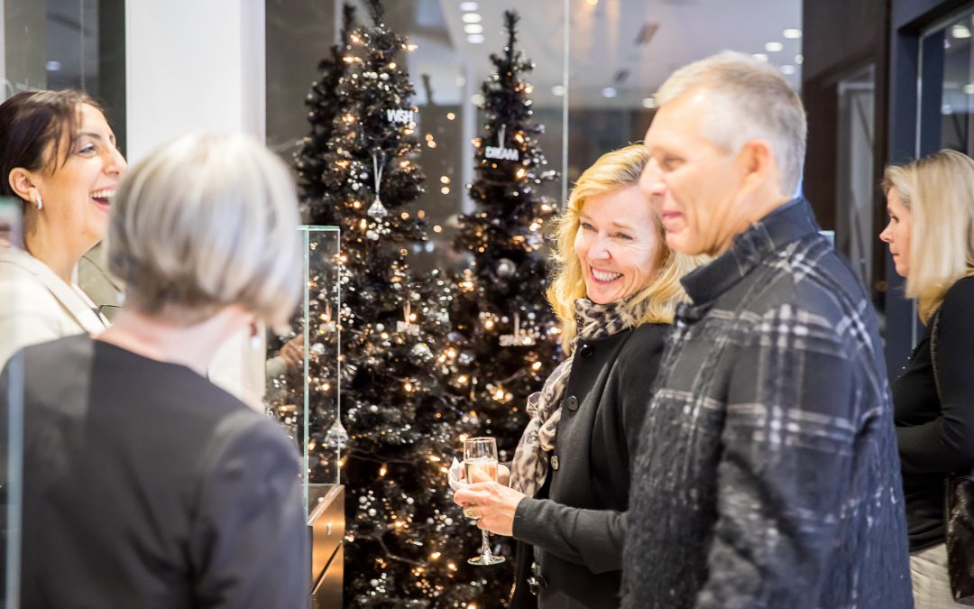 Rare Gemstone Jewelry Event Held at Stittgen