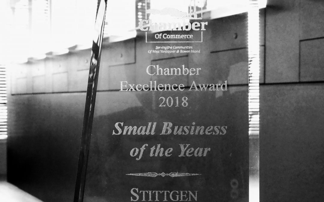 Stittgen awarded Small Business of the Year
